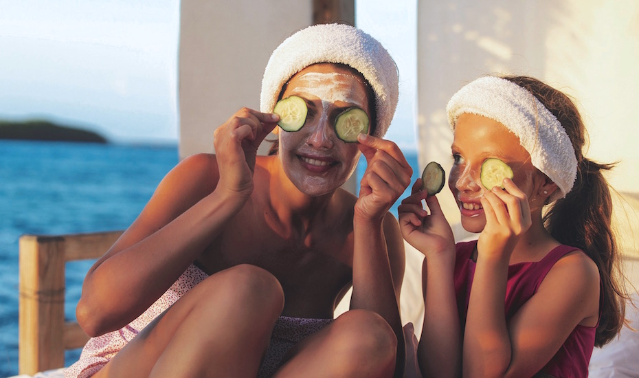 Mother-Daughter Luxury Resort and Spa Vacations