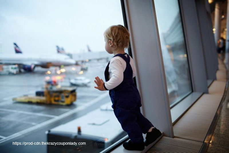 Rapid Suggestions For Airline Travel With Kids