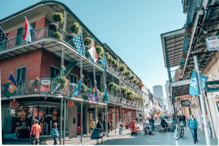 Travel Advice - Planning Your Trip to New Orleans