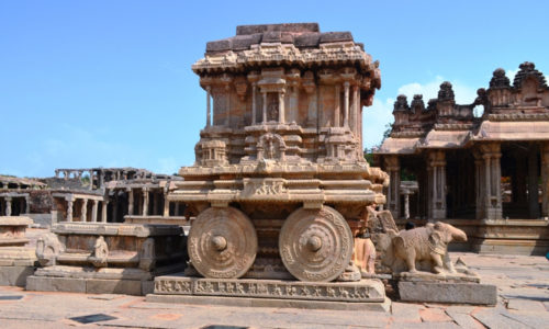 Hampi Karnataka - City of Fascinating Ruins