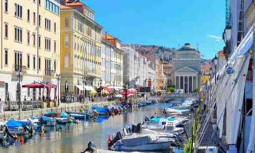 Trieste - The Pearl Of the Adriatic Sea