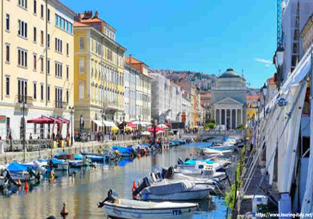 Trieste – The Pearl Of the Adriatic Sea