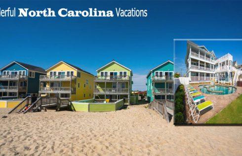 Wonderful North Carolina Vacations At A Vacation Rental